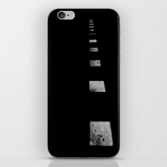 Minimalist Shadows iPhone & iPod Skin