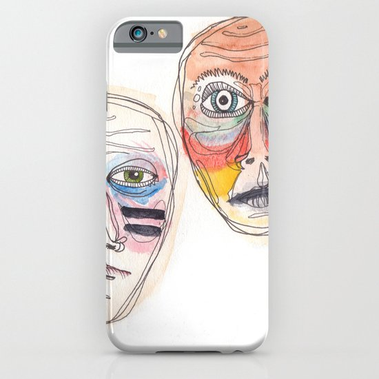 People of the world iPhone & iPod Case