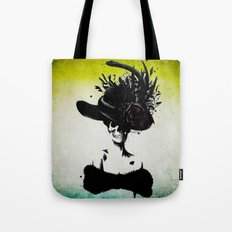 mrs skeleton Tote Bag