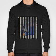 Crow Stripes Hoody