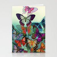 Free Spirits Stationery Cards