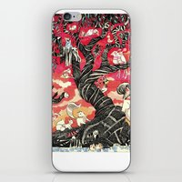 Three Little Birds iPhone & iPod Skin