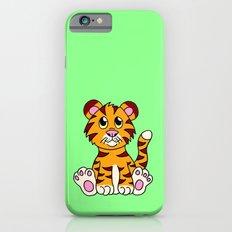 Sitting Tiger iPhone 6 Slim Case