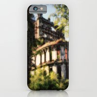 iPhone & iPod Case featuring Bannerman's Castle, Hudson River, NY 2004 by christopher justin gilner photographic