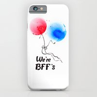 We're BFF's iPhone 6 Slim Case