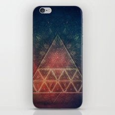 Zpy Yyy Tryy iPhone & iPod Skin