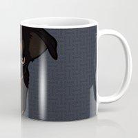 Sunny (blue) Mug