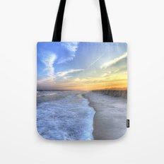 Atlantic Sunset Tote Bag