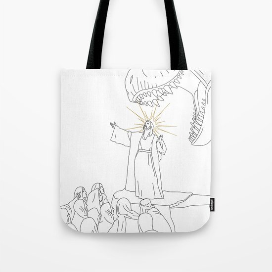 Jesus, Etc. (Alt) Tote Bag