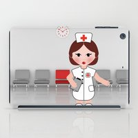 Jobs Serie: The Nurse iPad Case