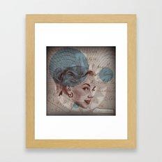 Always A Pleasure Framed Art Print