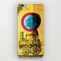 A Childhood Journey Betw… iPhone & iPod Skin
