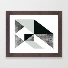 Illusionist Wall Framed Art Print