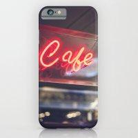 Camera Café iPhone 6 Slim Case