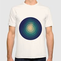 Epicenter Mens Fitted Tee Natural SMALL
