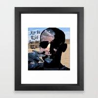 H.S.T. Framed Art Print