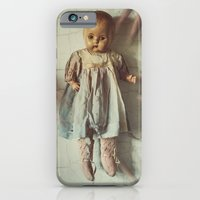 Reaching for Her iPhone 6 Slim Case