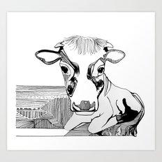 maverick Art Print