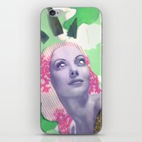Victorian Green iPhone & iPod Skin