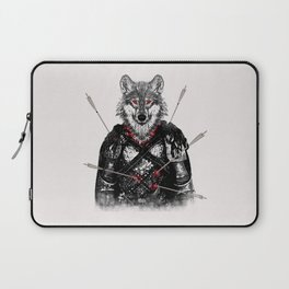 Laptop Sleeve - Wounded Lone Wolf - Rendra Sy