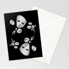 Cybermimes v.2 Stationery Cards