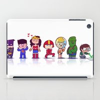 Super Babies iPad Case