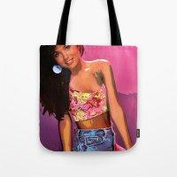 Kelly Kapowski Tote Bag