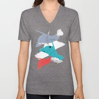 Sting Ray Unisex V-Neck