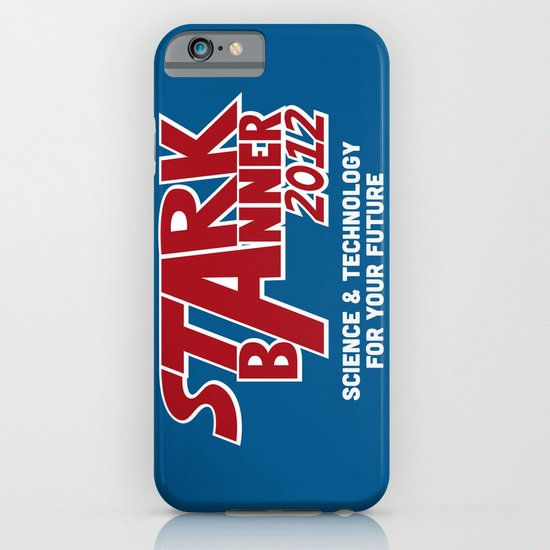 Stark Banner 2012 iPhone & iPod Case