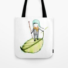 Pedro woodland people Tote Bag