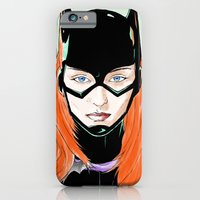 Batgirl iPhone 6 Slim Case