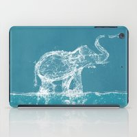 Elephant iPad Case