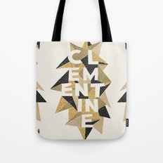 Clementine's Sparkle Tote Bag