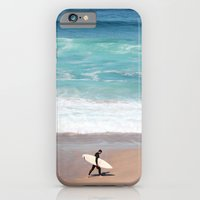 Lonely Surfer iPhone 6 Slim Case