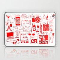 Graphics Design student poster Laptop & iPad Skin