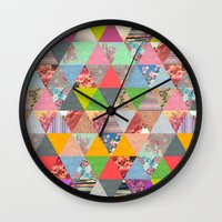 Lost In ▲ Wall Clock