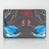 Little Blue Fairy iPad Case