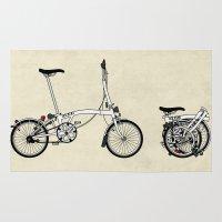 Brompton Bicycle Rug