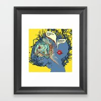 50 Ways To... Version 2 … Framed Art Print