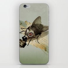 Pretty Dirty Little Thing iPhone & iPod Skin