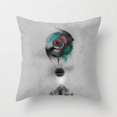2043 Throw Pillow