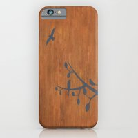 iPhone & iPod Case featuring free as a bird by Amy Copp