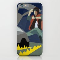 iPhone & iPod Case featuring Back To The Future 1985 by illustrious state