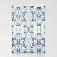 Mountain Tribal Stationery Cards