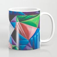 Square Pinwheel Mug