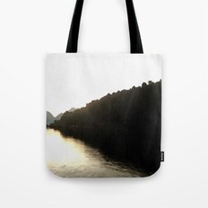 Shores Of Darkness Tote Bag