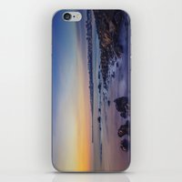 Sunset by the Sea iPhone & iPod Skin