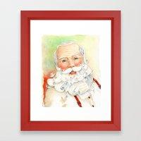 I wish... Framed Art Print