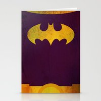 Batgirl Stationery Cards