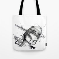 Miriam By Carographic Tote Bag